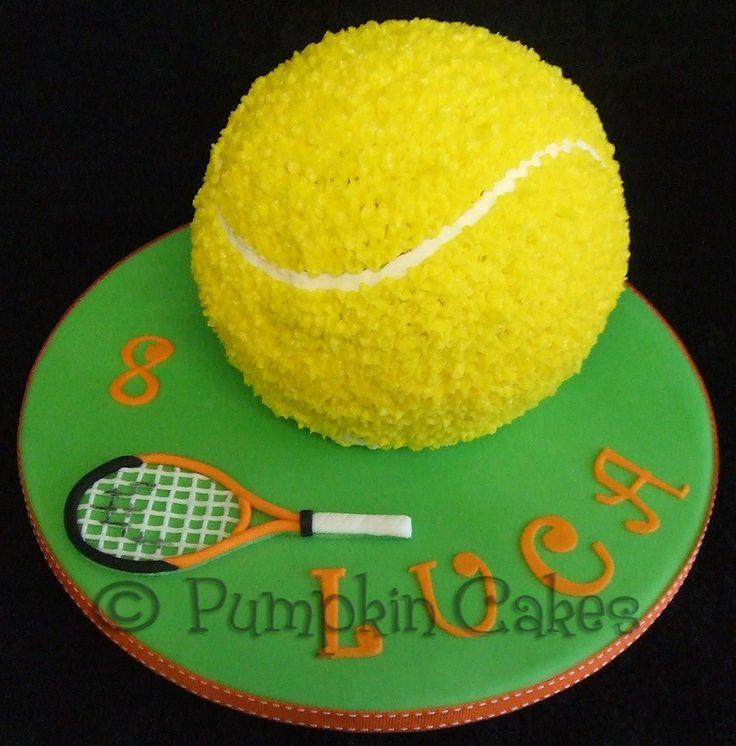 Cake Decorations Tennis : 1000+ ideas about Tennis Cake on Pinterest Tenis wimbledon, Tennis cupcakes and Cool birthday ...