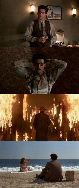 Barton Fink, 1991 (dir. Joel Coen) By quello nello specchio
