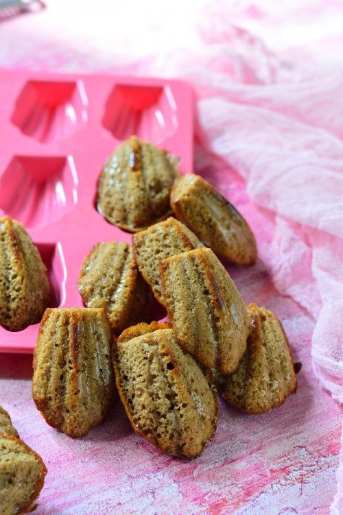 Glutén- és cukormentes madeleine recept