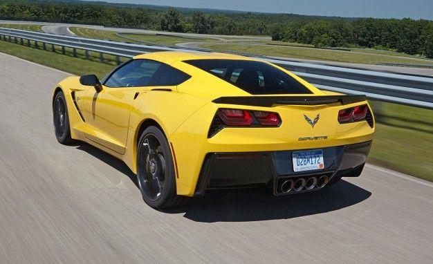 2014 Chevrolet Corvette Stingray Z51 VIR - Car and Driver