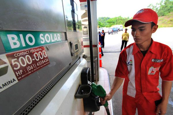 Harga BBM Non Subsidi Turun Lagi Rp 200/Liter
