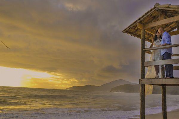 Casamento na Praia   Dani   Fábio