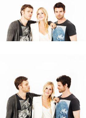 #Niklaus #Rebekah #Elijah #TheOriginals
