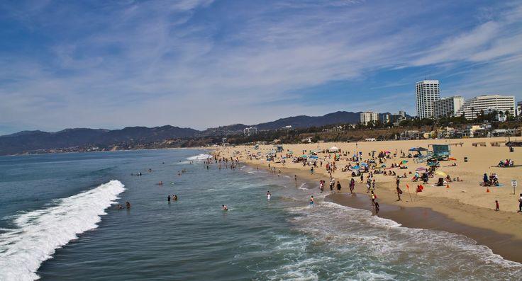 Beautiful Santa Monica