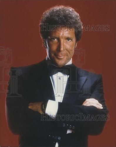 Press Photo Tom Jones