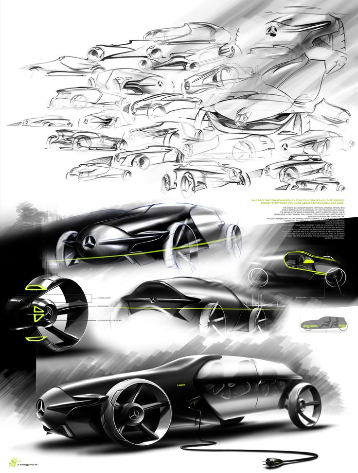 Mercedes-Benz Concept Design