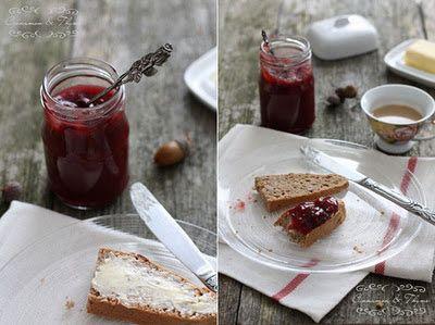 Cinnamon and Thyme: Slivova marmelada s cimetom, klinčki in rumom / Plum jam with cinnamon, cloves and rum