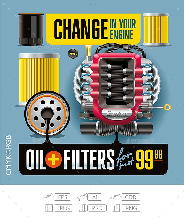 Oil and Filters Change