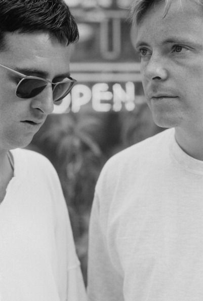 Electronic (Johnny Marr and Bernard Sumner)