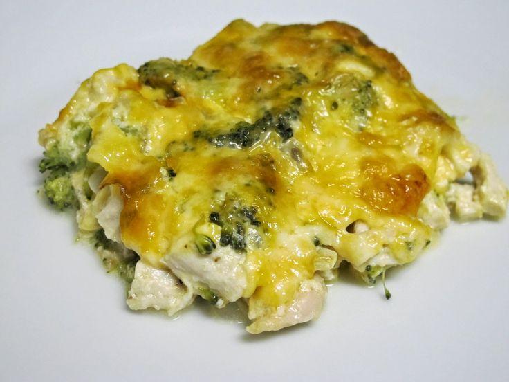 I Believe I Can Fry  Cheesy Broccoli Chicken Bake