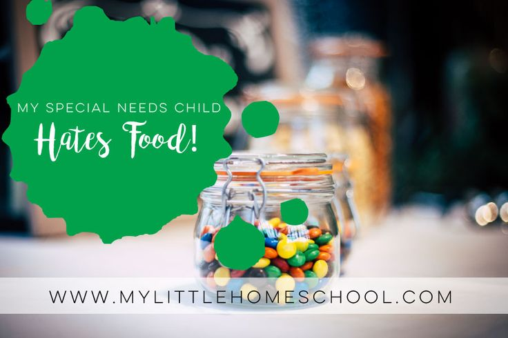 My special needs child hates food. At least it seems like that. But it's OK. Special needs kids need the time and flexibility to expand their palettes. Click visit to read more about homeschooling, special needs kids and twins.