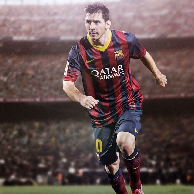 Lionel Messi. Greatest footballer ever seen