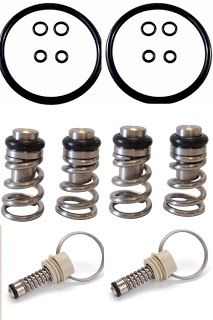 Homebrew Finds: Two Keg Rebuild Kits, Orings, Poppets and Relief Valves - $24.99 Shipped