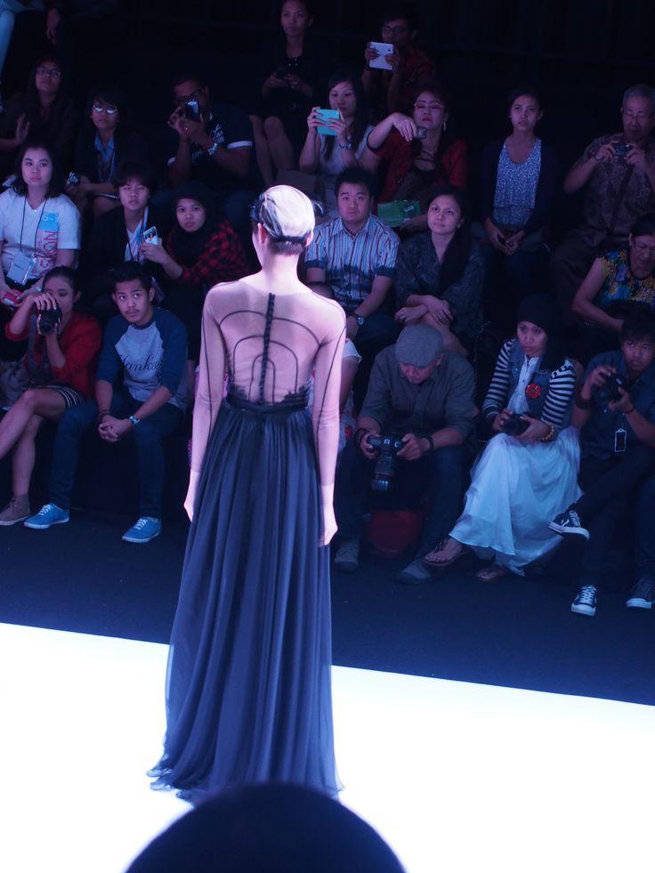 Esmod Fashion Festival'13. Sisca Tjong
