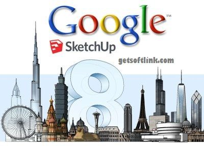 Google Sketchup Pro 8 Crack Plus License Key Full Version free download from here and you can also get much more softwares with crack...
