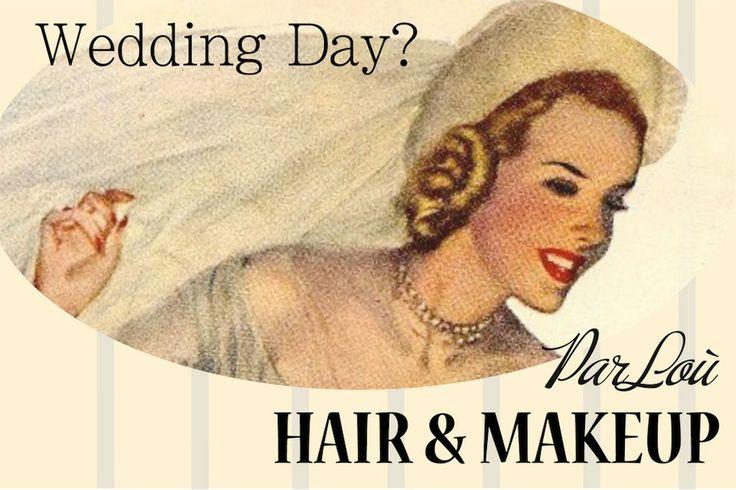 Wedding Day? Parlou Makeup