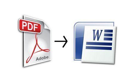 Pour convertir les fichiers Pdf en Word en quelques secondes, la solution PDF to Converter de Pdfonline est idéale.
