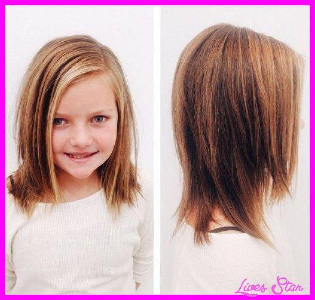 awesome Little girl shoulder length bob haircuts