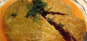 Karatay Yemekleri: Lahana Börek