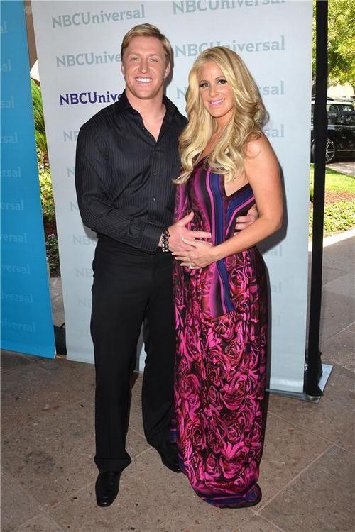 Kim Zolciak and Kroy Biermann of Real Housewives of Atlanta