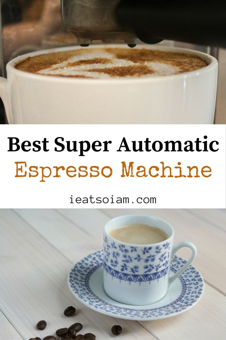 Buyer's guide to the best super automatic espresso machines for sale on the market you can choose from. But it's not easy to find what is the best for you to pick up. This post will give you insights of these best espresso machine for certain price range.