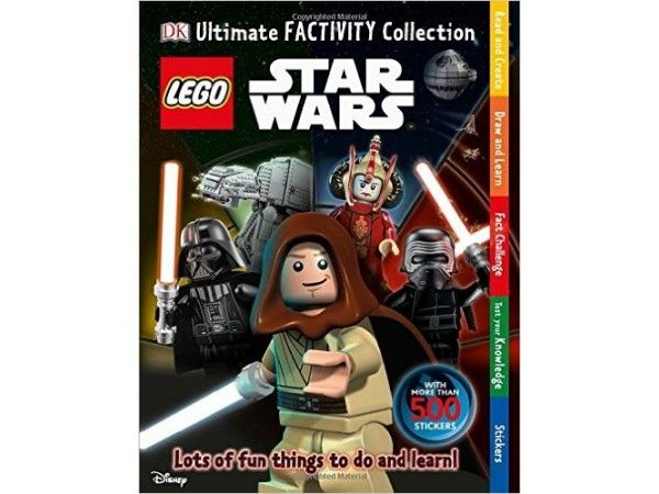 Buy LEGO BOOK Star Wars: Ultimate Factivity Collectionfor R289.00