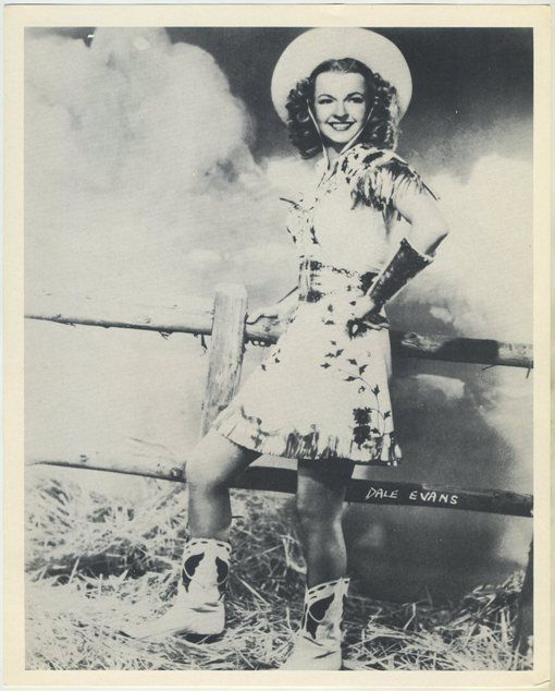 Today in 1947 – Roy Rogers and Dale Evans Marry — Immortal Ephemera