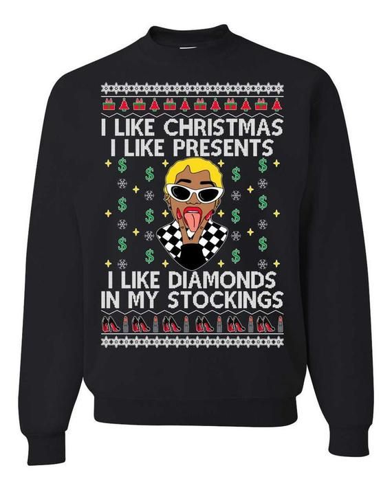 Expression Tees Kiki Do You Love Me Crewneck Sweatshirt