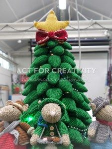Hermantannekerstboom Patroon Mala Designs Kerst Christmas