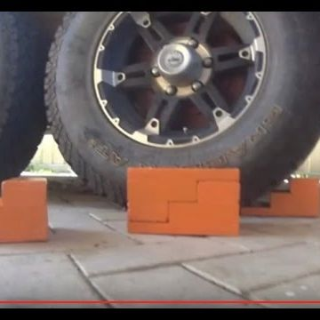 In this DIY Project, I Make Caravan or RV or even 4×4, Wheel Chocks, I have made these Duel use, They join together as a usable block etc. Wheel Chocks are used to keep your Trailer etc. Stationary when parked, they help you feel comfortable knowing that your caravan is not going to roll away, and that it is Parked Securely. Remember always apply the hand or park brake on your trailer when it is disconnected from your 4WD or car, no matter how flat you think the ground is. (Always use all…