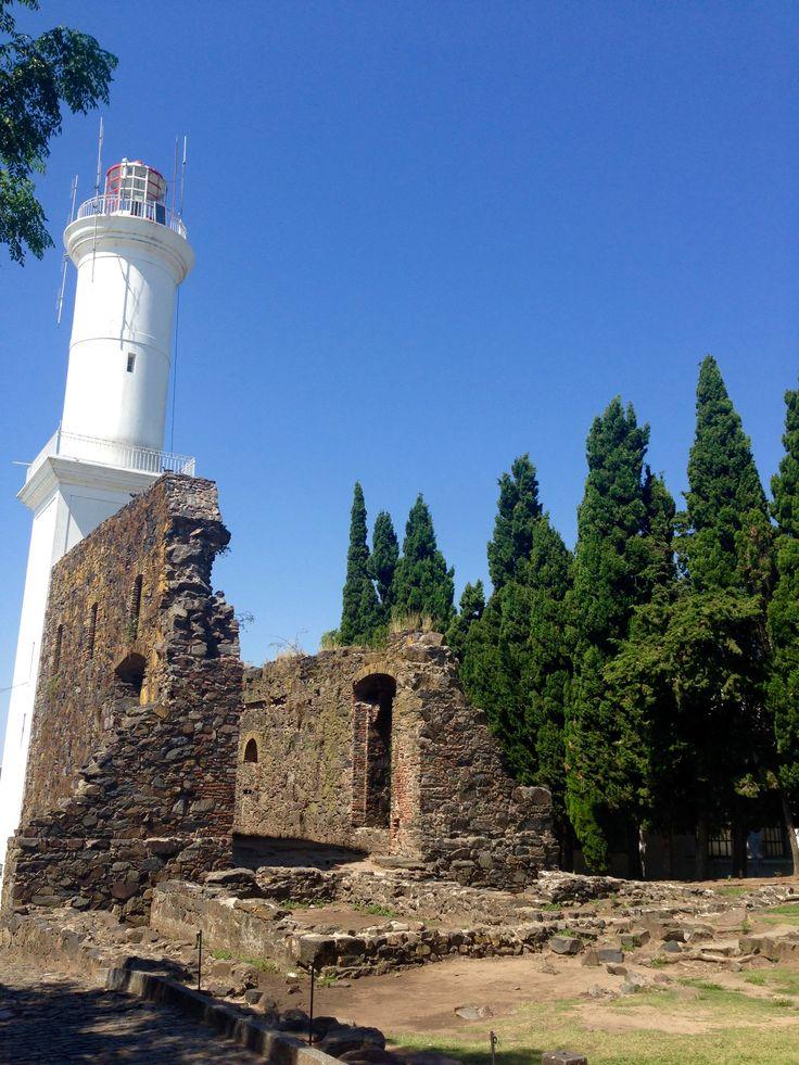 Colonia del Sacramento - Uruguay - faro