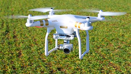 Are drones the answer?