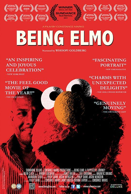 Beloved by children of all ages around the world, Elmo is an international icon. Few people know his creator, Kevin Clash, who dreamed of working with his idol, master puppeteer Jim Henson. Displaying his creativity and talent at a young age, Kevin ultimately found a home on Sesame Street. (Documentary)