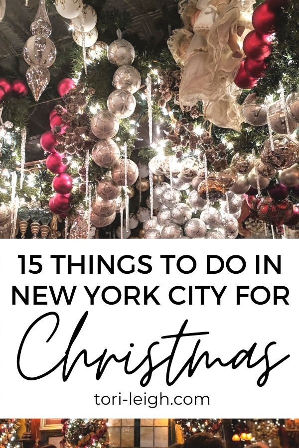 Central Park Christmas Market 2020 The Perfect New York City Christmas | Tori Leigh in 2020 | New