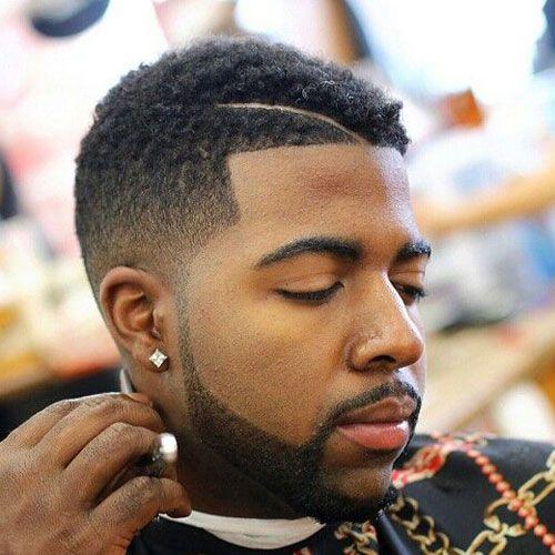 Pin On Bearded Handsome Black Men