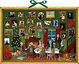 Wand-Adventskalender - Weihnachts-Dinner