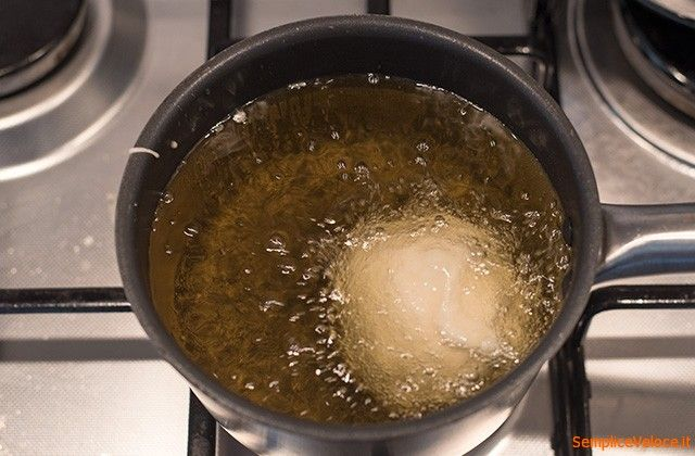 Gelato fritto cinese