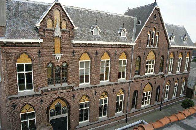 Studio Tilburg, 1993-2008 (Former convent school)