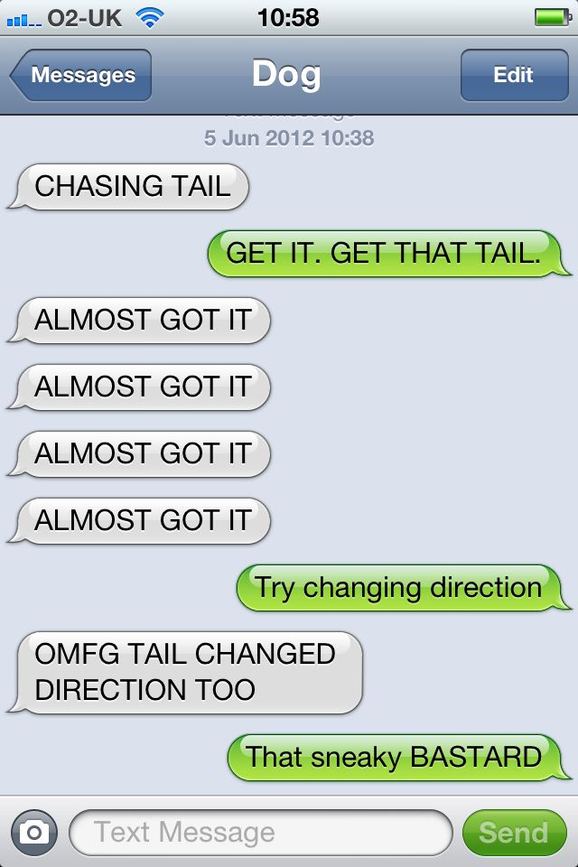 Trying changing direction.