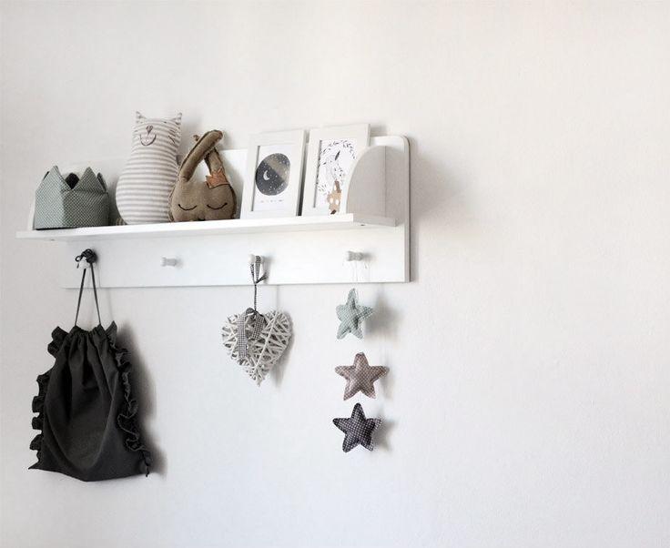 Półka z kolekcji mebli dla dzieci Fino