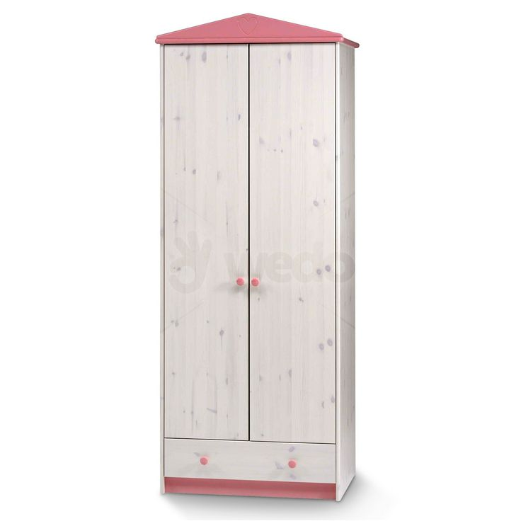 Steens Furniture Wendy 2 Door 1 Drawer Wardrobe