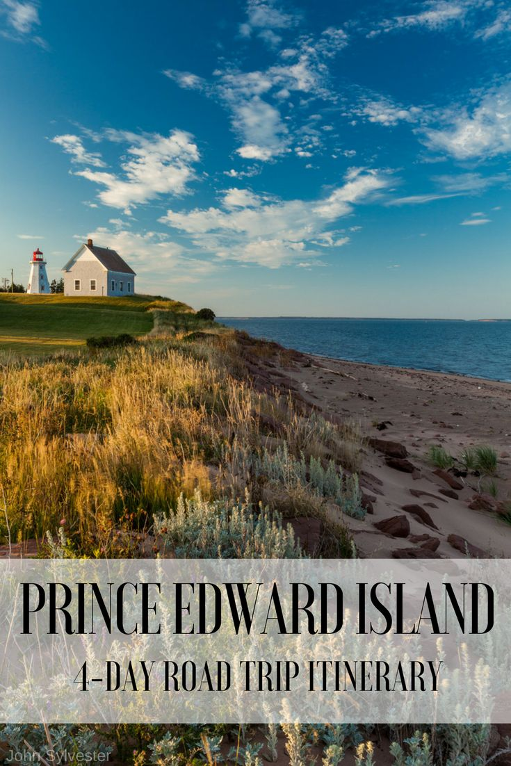 We Set Out On What We're Calling the Perfect Prince Edward Island Road Trip via Canadian Traveller Magazine by Alison Karlene Hodgins.