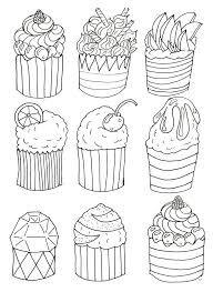 Картинки по запросу fine art drawing of cake slice