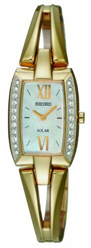Seiko Womens SUP086 Tressia Watch ** More info could be found at the image url.