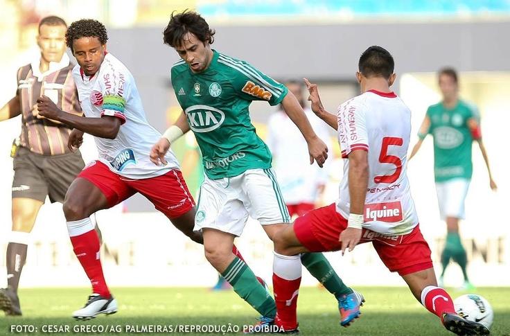 Valdivia - Palmeiras 3 x 0 Náutico