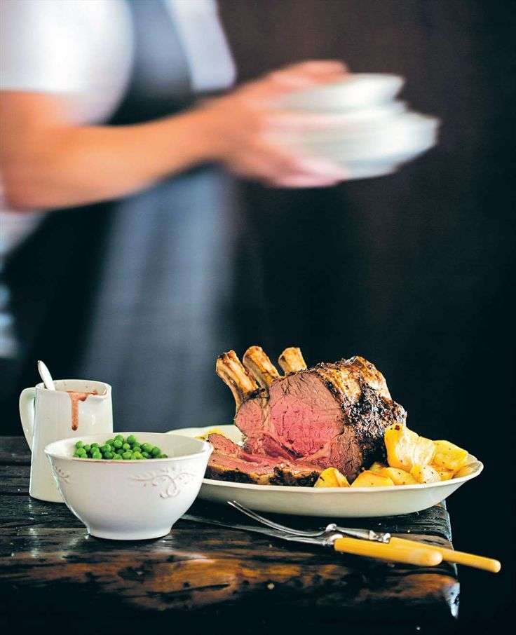 The perfect Sunday roast by Billy Law from Man Food | Cooked