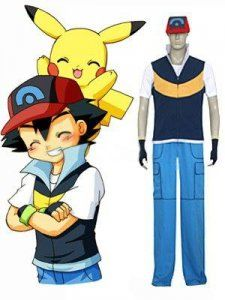 Cosplays: Cosplay Pokemon Ash Ketchum