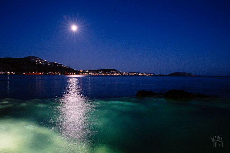 Moonlight Sonata...Navy Blue Marine Wedding @ Veghera , Lagonisi Resort