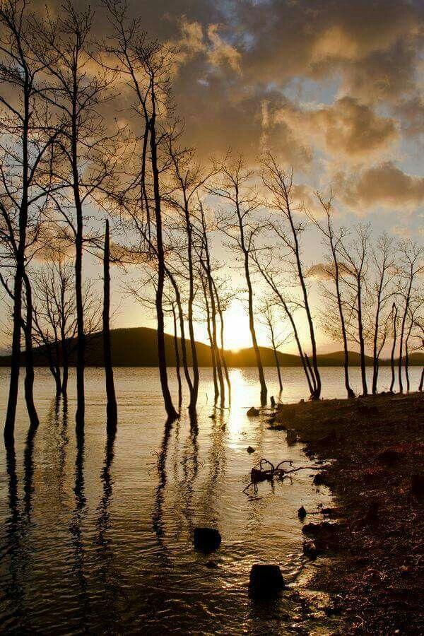 Lake Plastira, Karditsa Greece