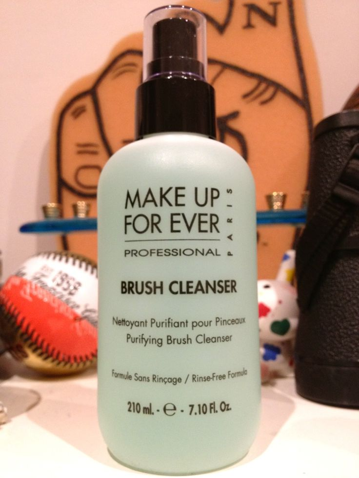 Make Up For Ever - Brush Cleanser